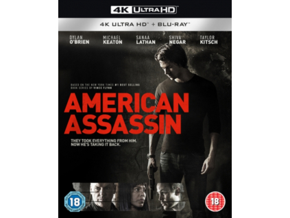 American Assassin (Blu-ray 4K)