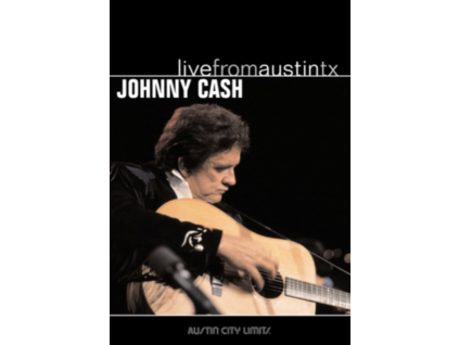 JOHNNY CASH - Live From Austin Tx - Special (DVD)