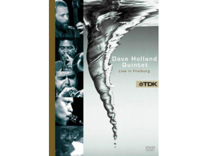 HOLLAND / COLEMAN / EUBANKS / SMITH - Live In Freiburg (DVD)
