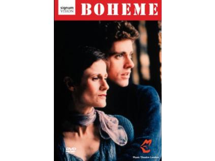 MUSIC THEATRE LONDON - Boheme: Music Theatre London (DVD)
