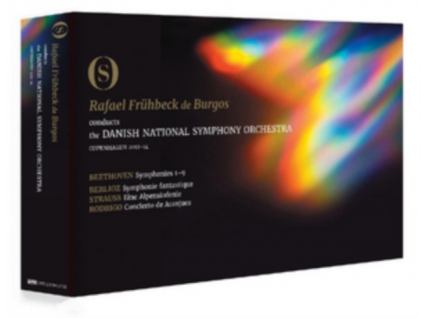 DNSO / FRUHBECK DE BURGOS - Beethoven: The Symphonies (DVD)