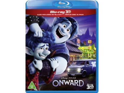 Onward 3D (Blu-ray 3D)