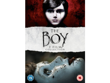 VARIOUS ARTISTS - The Boy Box Set - The Boy And Brahms: The Boy 2 (DVD)