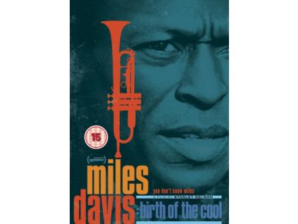 MILES DAVIS - Birth Of The Cool (DVD)