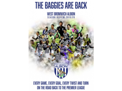 Baggies Are Back - West Bromwich Albion Season Review 2019/20 (DVD)