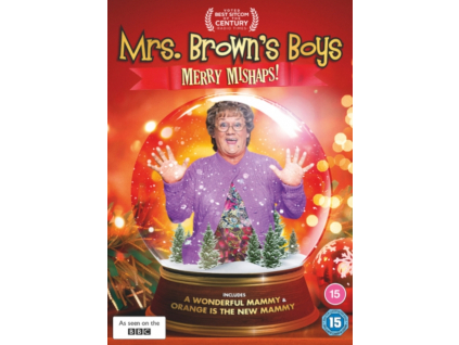 Mrs Brown's Boys: Merry Mishaps [DVD] [2020]