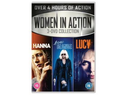 Women In Action (DVD)