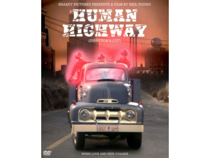 NEIL YOUNG - Human Highway (DVD)