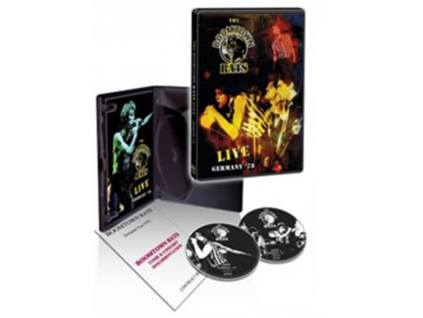 BOOMTOWN RATS - Live Germany 78 (DVD + CD)