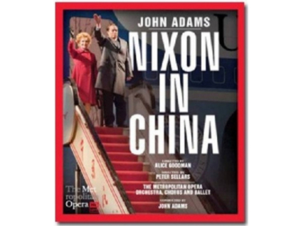METROPOLITAN OP OR & CH / ADAMS - Adams/Nixon In China (Blu-ray)