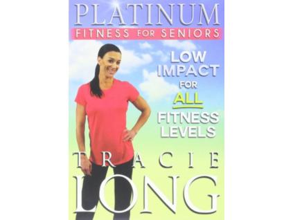 TRACIE LONG - Platinum Fitness For Seniors (DVD)