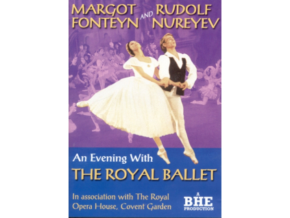 Evening With The Royal Ballet (DVD)