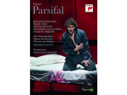 WAGNER - Parsifal / Metropolitan Opera / Kaufman (DVD)