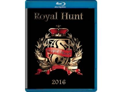 ROYAL HUNT - 2016 (Blu-ray)