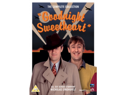 The Complete Goodnight Sweetheart - (11 Disc Box Set) (DVD)