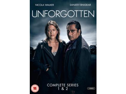 Unforgotten - Complete Series 1 & 2 (DVD)