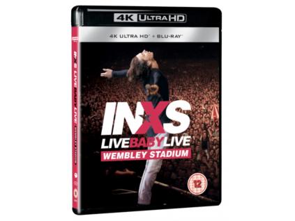 INXS - Live Baby Live (Blu-ray 4K)