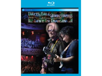 DARYL HALL & JOHN OATES - Live In Dublin (Blu-ray)