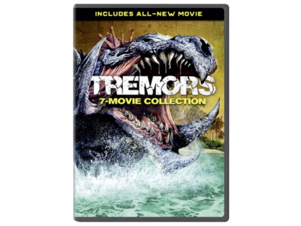 Tremors: 7 Movie Collection (DVD Box Set)