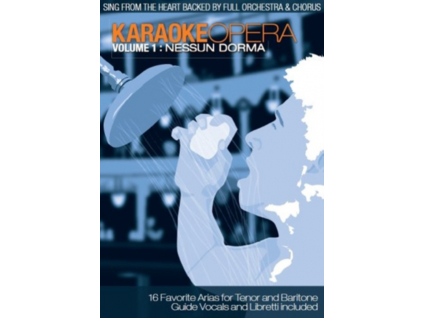 VARIOUS ARTISTS - Karaoke Opera (Popular Tenor Arias) (DVD)