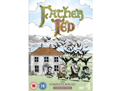 Father Ted: Complete (Repackage) (DVD)