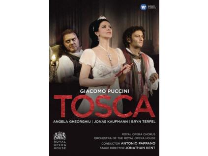 ANGELA GHEORGHIU/ROYAL OPERA - Puccini/Tosca (Blu-ray)