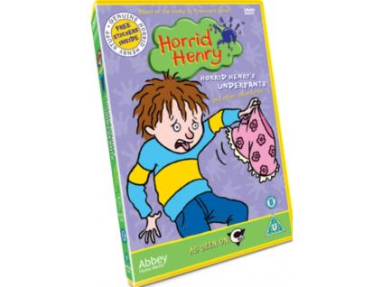 Horrid Henry Horrid Henrys Underpants (DVD)