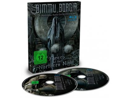DIMMU BORGIR - Forces Of The Northern Night (Blu-ray + DVD)