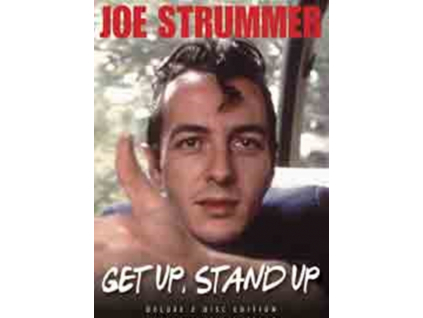 JOE STRUMMER - Get Up Stand Up (DVD)