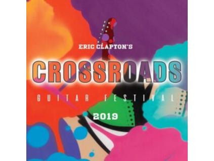 ERIC CLAPTON - Eric Claptons Crossroads Guitar Festival 2019 (Blu-ray)