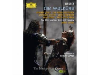 DEBORAH VOIGT/BRYN TERFEL - Wagner / Die Walkure (DVD)