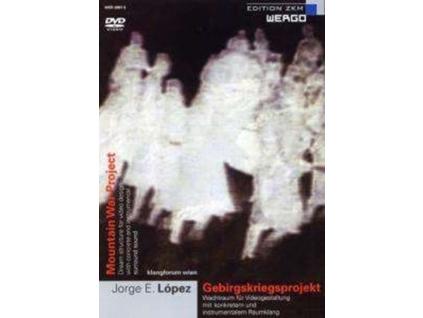 KLANGFORUM WIENMY - Lopezmountain War Project (DVD)