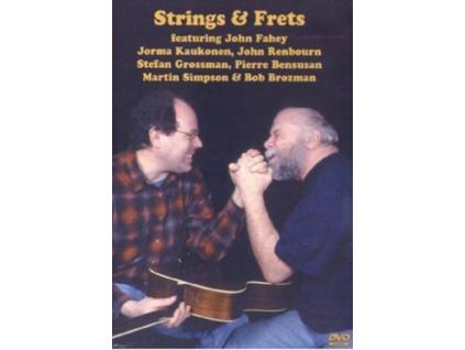 VARIOUS ARTISTS - Strings & Frets (DVD)