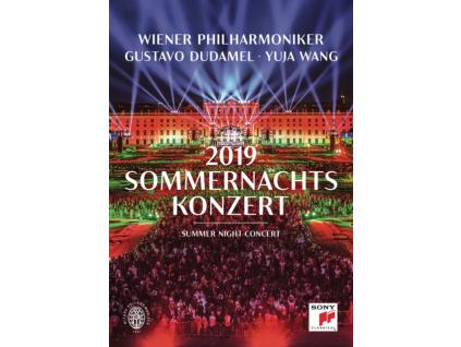 GUSTAVO DUDAMEL & WIENER PHILHARMONIKER - Sommernachtskonzert 2019 / Summer Night Concert 20 (DVD)