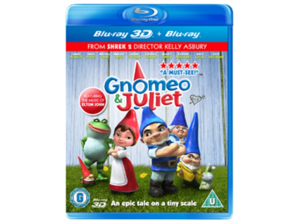 Gnomeo And Juliet (Blu-ray)