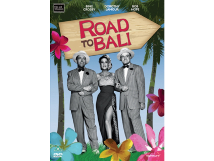 Road To Bali (1952) (DVD)