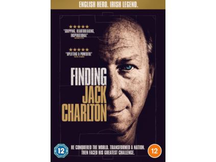 Finding Jack Charlton (DVD)