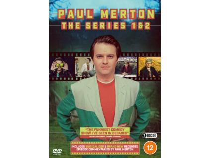 Paul Merton: Series 1-2 (DVD)