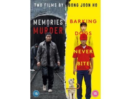 Memories Of Murder / Barking Dogs Never Bite (DVD)