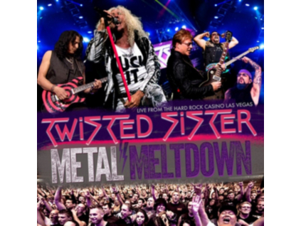 TWISTED SISTER - Metal Meltdown (Blu-ray)