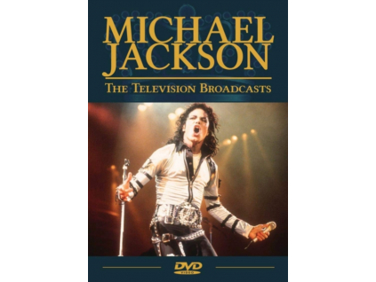 MICHAEL JACKSON - The Television Broadcasts (DVD)