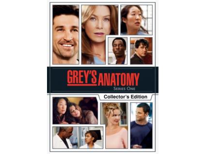 Grey's Anatomy - Series 1 (Collectors' Edition) (DVD)