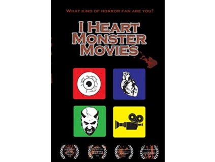 I Heart Monster Movies (DVD)