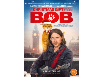 A Christmas Gift From Bob [DVD]