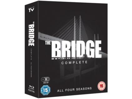 The Bridge Season 1-4 (Blu-ray)