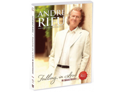 ANDRE RIEU & HIS JOHANN STRAUSS ORCHESTRA - Falling In Love In Maastricht (DVD)