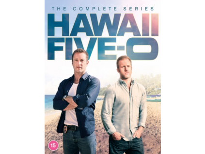 Hawaii Five-O: The Complete Series (1-10) (DVD)