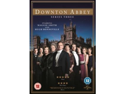 Downton Abbey  Series 3 (DVD)