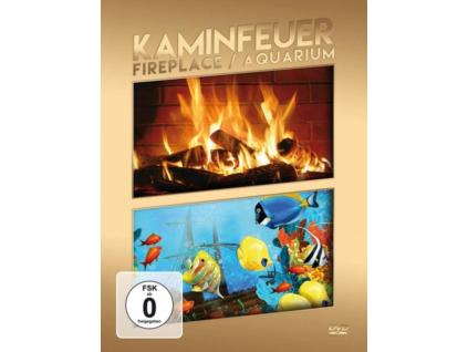 Fireplace / Aquarium (DVD)
