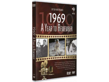 A Year To Remember - 1969 (DVD)